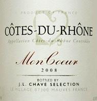 CHaveMonCOuer 08WEB wine grapes u20 syrah st joseph rhone napa grenache carneros cabernet franc