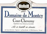 Domaine de Montcy Cour Chev syrah port napa merlot cabernet sauvignon australia 