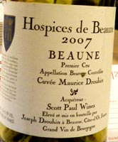 HdB07WEB wine grapes sparkling pinot noir importers cotes de beaune chardonnay champagne burgundy