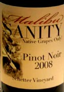 Malibu SanityPN08WEB wine grapes value value value u20 sonoma sauvignon blanc santa maria santa barbara county rose provence port pinot noir napa mendocino malibu coast la culture languedoc gascony colombard carneros burgundy anderson valley 