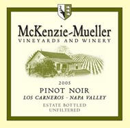McKenzie Mueller Pinot Noir wine grapes value value value u20 sonoma sauvignon blanc santa maria santa barbara county rose provence port pinot noir napa mendocino malibu coast la culture languedoc gascony colombard carneros burgundy anderson valley 