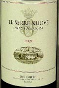 SerreNuove09WEB1 wine grapes sangiovese priorat petit verdot merlot grenache chianti cabernet sauvignon cabernet franc bolgheri 