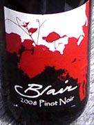 blair pinot 08WEB wine grapes pinot noir lehigh valley 
