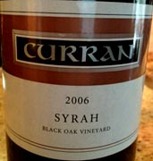 curran06syrahWEB wine grapes value value value u20 syrah santa rita hills pinot noir mendoza malbec gamay beaujolais argentina 
