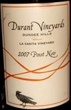 durantPN07WEB wine grapes pinot noir oregon loire valley gamay dundee hills cotes de nuits chenic blanc burgundy beaujolais 