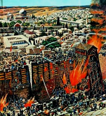 Seige of Jerusalem