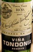 lopeztondonia2001WEB wine grapes syrah spain santa rita hills santa barbara county rousanne pinot noir mourvedre marsanne grenache blanc grenache alta rioja