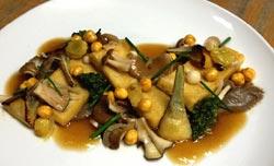 mushroom-panisse