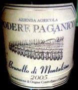 paganico05WEB wine grapes sangiovese priorat petit verdot merlot grenache chianti cabernet sauvignon cabernet franc bolgheri 