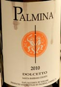 palminadolc10WEB wine grapes u20 santa ynez santa barbara county pinot noir gruner veltliner dolcetto wine grapes burgundy austria