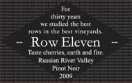 row11PNWEB wine grapes willamette valley santa maria santa barbara county napa lodi carneros