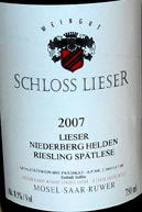 schloss leiser 2010 2WEB wine grapes value value value u20 riesling portugal port pinot noir piemonte pfalz oregon northern italy nebbiolo mourvedre mosel saar ruwer la culture languedoc grenache chardonnay chablis carlton burgundy barolo northern italy 