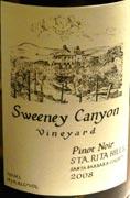 sweeney PN 08WEB wine grapes syrah spain santa rita hills santa barbara county rousanne pinot noir mourvedre marsanne grenache blanc grenache alta rioja